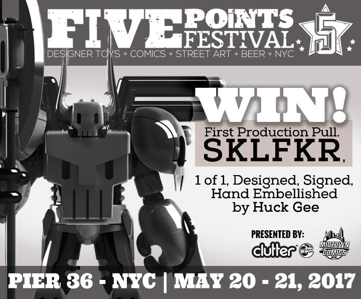 SKLFKR – Five Points Fest