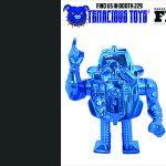 Five Points Exclusive: Tenacious Toys