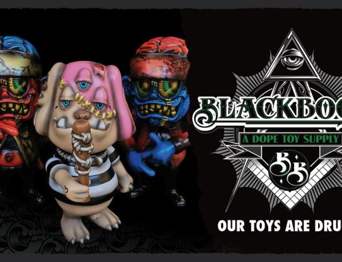 BlackBook Toy