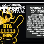 Clutter and Kidrobot announce the Five Points Festival DTA DUNNY Show!